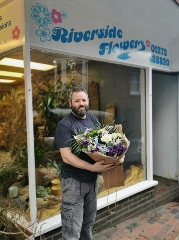 Charity Bouquet launched by Sussex Florist